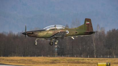L9-36 - Slovenia - Air Force Pilatus PC-9M