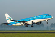 PH-EXZ - KLM Embraer ERJ-175 (170-200) aircraft
