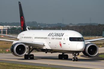 C-FSBV - Air Canada Boeing 787-9 Dreamliner
