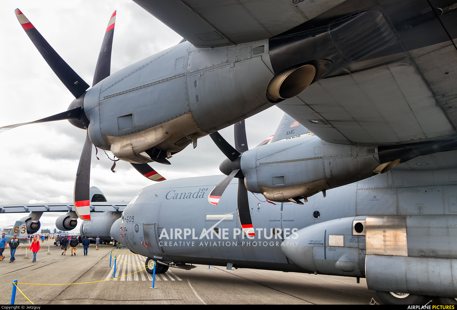 Canada - Air Force 130609 aircraft at Abbotsford, BC