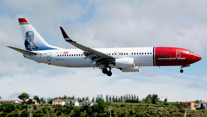 EI-FJB - Norwegian Air International Boeing 737-800