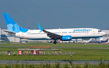 VP-BQQ - Pobeda Boeing 737-800