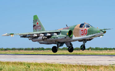 30 - Russia - Air Force Sukhoi Su-25