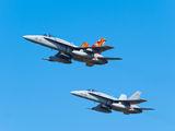 C.15-14 - Spain - Air Force McDonnell Douglas F/A-18A Hornet aircraft