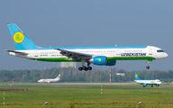 UK75704 - Uzbekistan Airways Boeing 757-200 aircraft