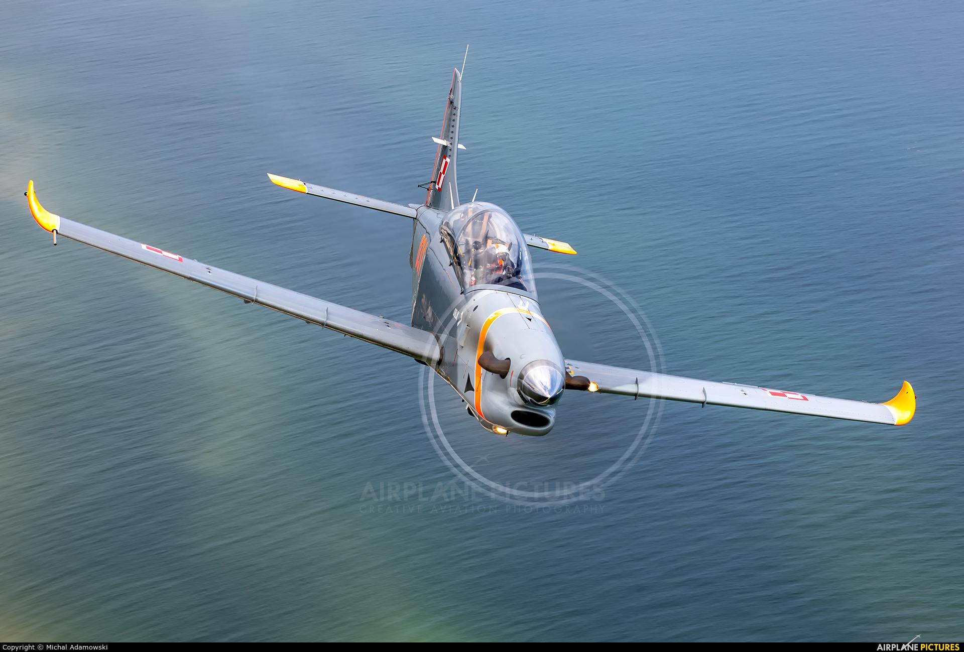"Poland - Air Force ""Orlik Acrobatic Group"" 031 aircraft at In Flight - Poland"