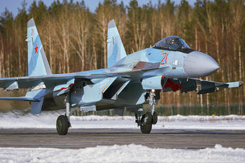 21 - Russia - Air Force Sukhoi Su-35S