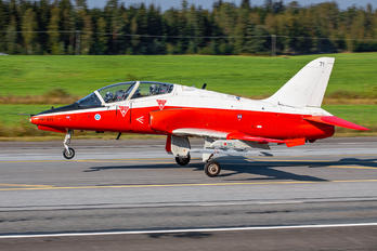 HW-371 - Finland - Air Force British Aerospace Hawk Mk66