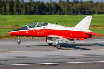 HW-371 - Finland - Air Force British Aerospace Hawk Mk66