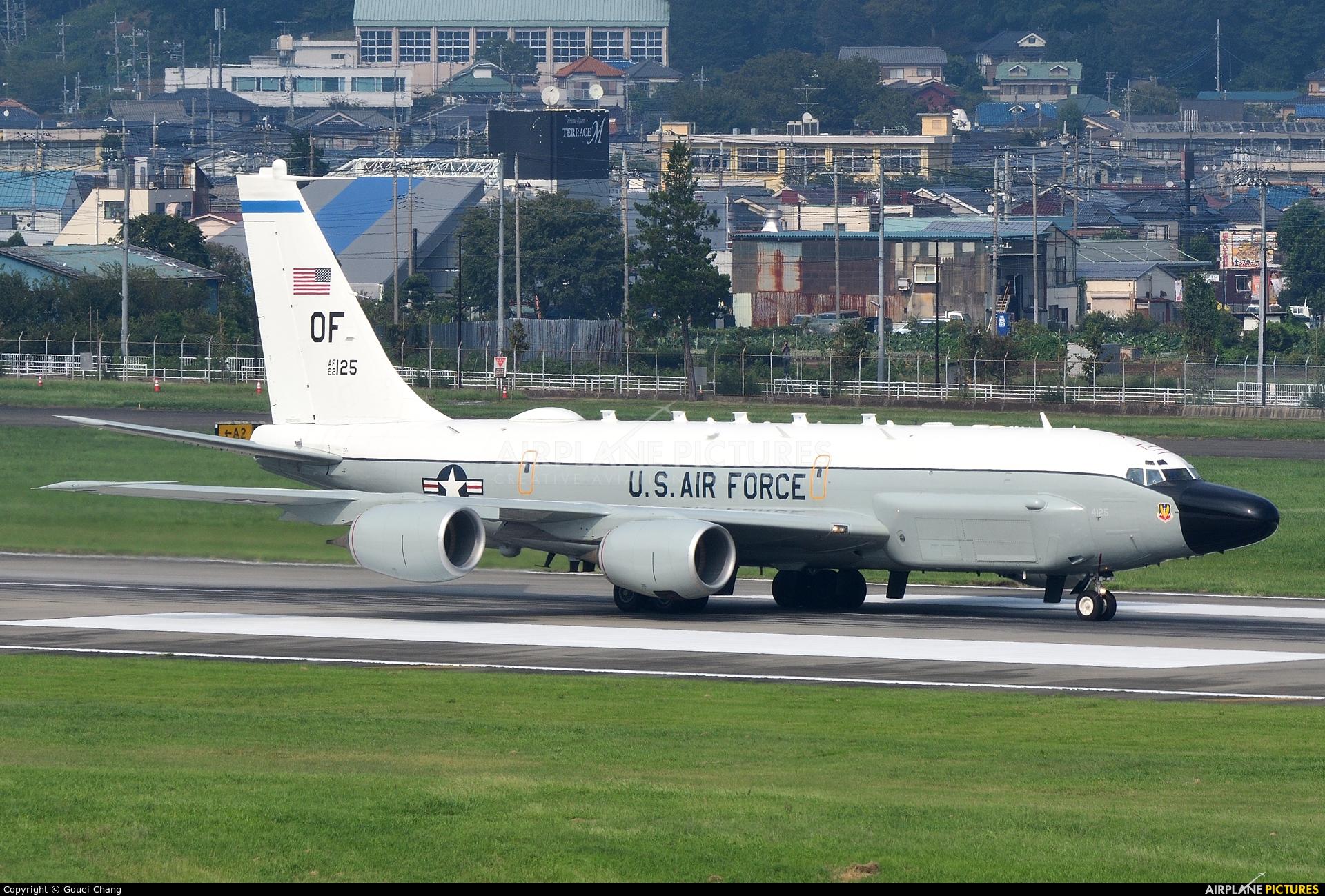 USA - Air Force 62-4125 aircraft at Yokota AB