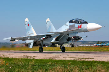 59 - Russia - Air Force Sukhoi Su-30SM