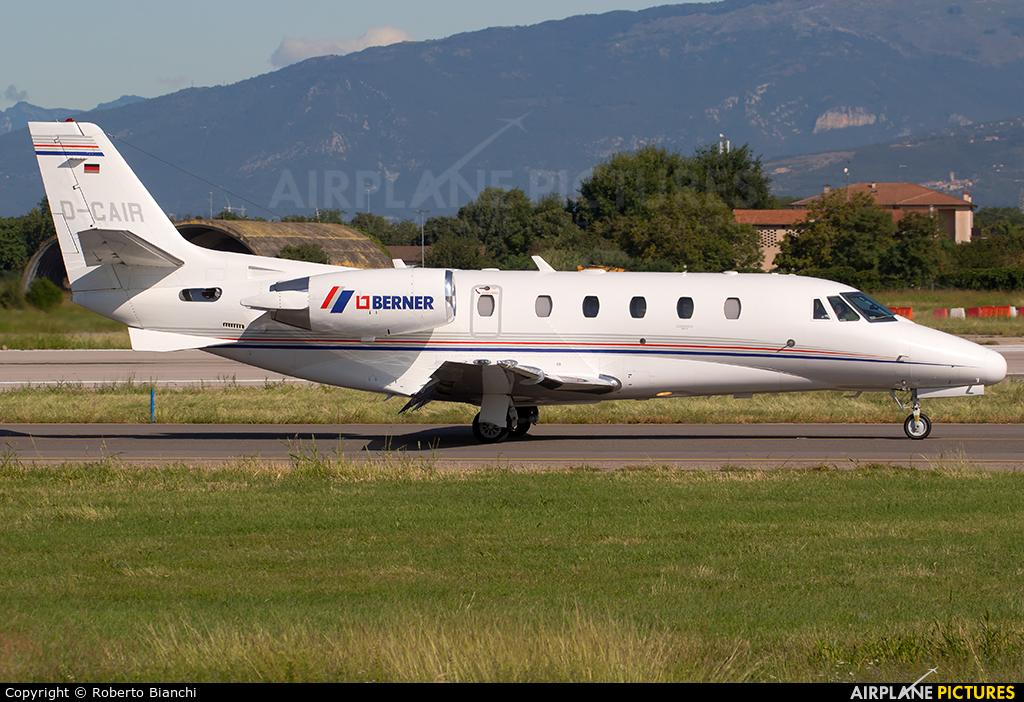 Private D-CAIR aircraft at Verona - Villafranca