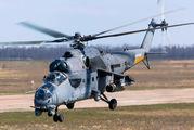 34 - Russia - Air Force Mil Mi-35M aircraft