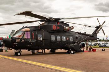 15-02 - Italy - Air Force Agusta Westland HH101A Caesar