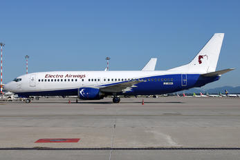 LZ-EBA - Electra Airways Boeing 737-400