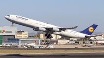 D-AIGL - Lufthansa Airbus A340-300 aircraft
