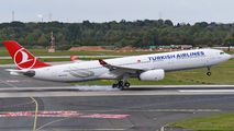 TC-JNO - Turkish Airlines Airbus A330-300 aircraft