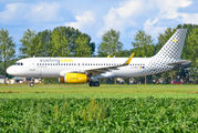 EC-MEA - Vueling Airlines Airbus A320 aircraft