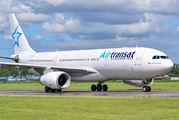 C-GJDA - Air Transat Airbus A330-200 aircraft