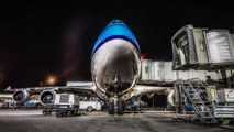 PH-BFP - KLM Boeing 747-400 aircraft