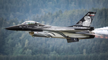 FA-101 - Belgium - Air Force General Dynamics F-16A Fighting Falcon