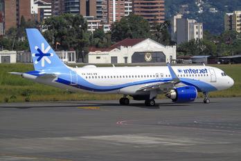 XA-ARG - Interjet Airbus A320 NEO