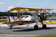 TG-EIP - Private Boeing PT-17 Kaydet aircraft
