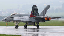J-5017 - Switzerland - Air Force McDonnell Douglas F-18C Hornet aircraft