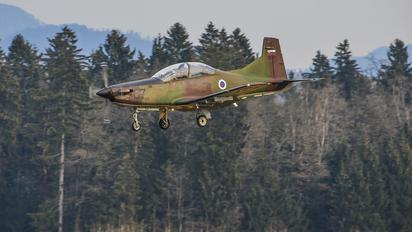 L9-67 - Slovenia - Air Force Pilatus PC-9M