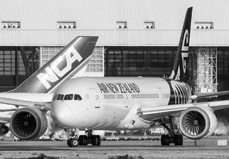 ZK-NZC - Air New Zealand Boeing 787-9 Dreamliner