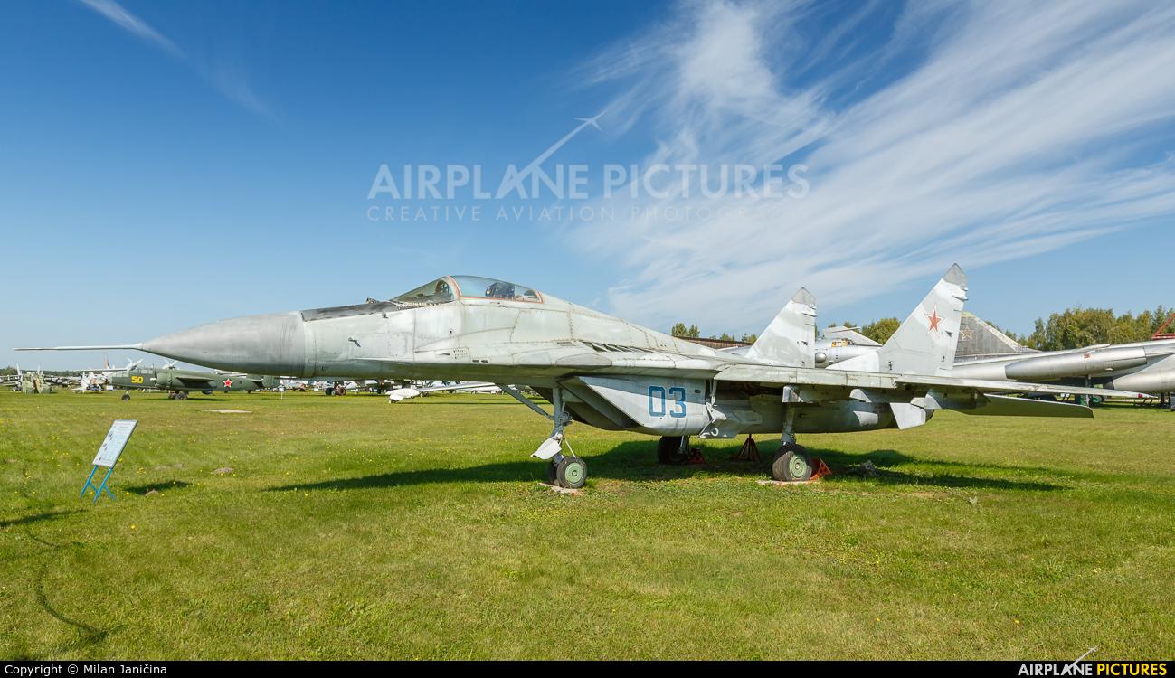 Russia - Air Force 03 aircraft at Monino