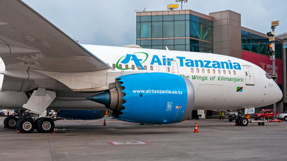 5H-TCG - Air Tanzania Boeing 787-8 Dreamliner