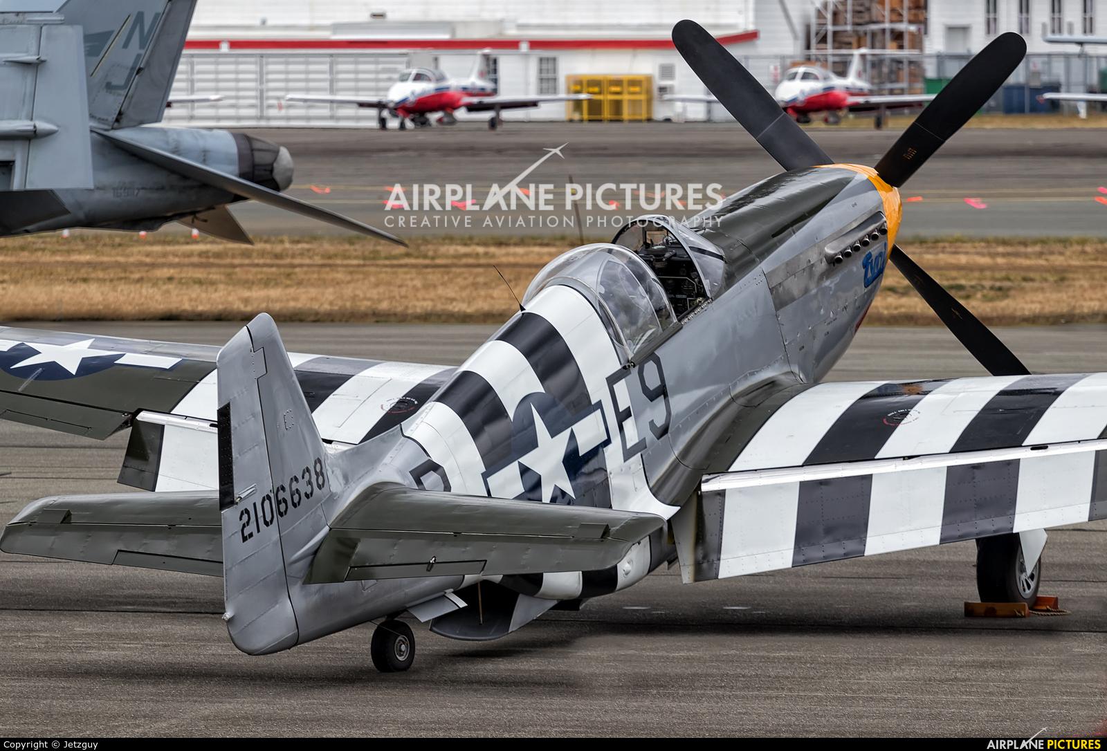 Private N5087F aircraft at Abbotsford, BC