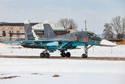 - - Russia - Air Force Sukhoi Su-34 aircraft