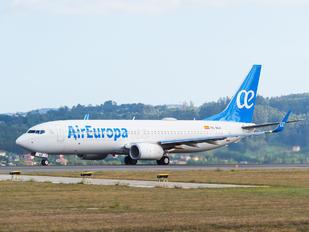 EC-MUZ - Air Europa Boeing 737-800