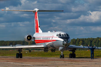 RF-66038 - Russia - Air Force Tupolev Tu-134Sh