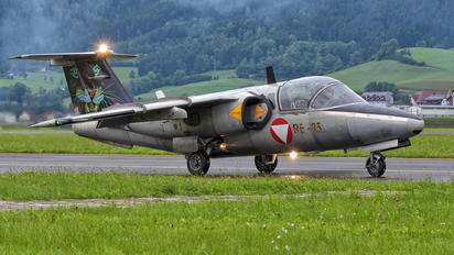 1125 - Austria - Air Force SAAB 105 OE
