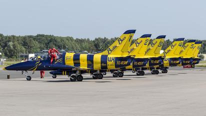 YL-KSH - Baltic Bees Jet Team Aero L-39C Albatros