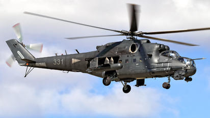 331 - Hungary - Air Force Mil Mi-24P