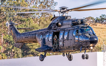 5002 - Brazil - Army Eurocopter EC725 Caracal