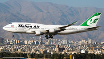 Mahan Air to operate Boeing 747 again after almost 10 years in storage title=