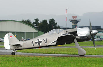 D-FWMV - Private Focke-Wulf Fw.190