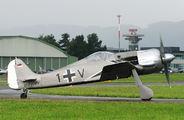 D-FWMV - Private Focke-Wulf Fw.190 aircraft