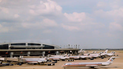 KDFW - - Airport Overview - Airport Overview - Terminal Building