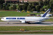 Western Global MD-11F visited Zurich title=