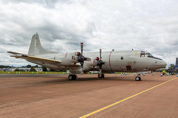 60+01 - Germany - Navy Lockheed EP-3E Orion