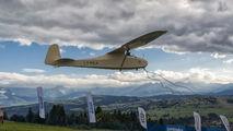 LYBA - Private Schneider Grunau Baby III aircraft