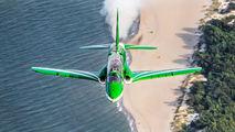 - - Saudi Arabia - Air Force: Saudi Hawks British Aerospace Hawk T.1/ 1A aircraft