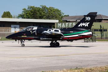MM7194 - Italy - Air Force AMX International A-11 Ghibli