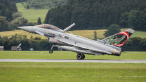 7L-WB - Austria - Air Force Eurofighter Typhoon S aircraft